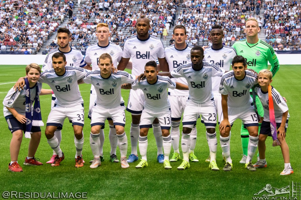 Vancouver Whitecaps v FC Dallas - The Story In Pictures - Aug 2015 (27)