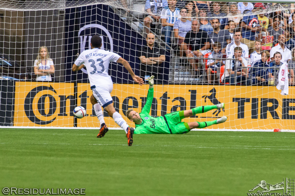 Vancouver Whitecaps v FC Dallas - The Story In Pictures - Aug 2015 (43)