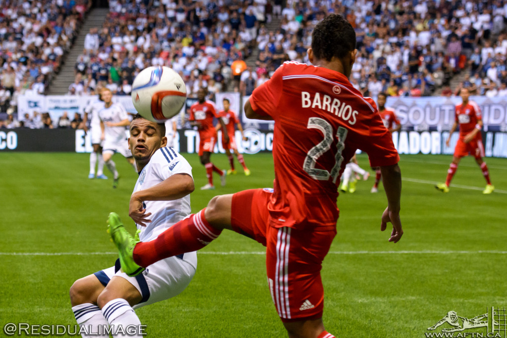 Vancouver Whitecaps v FC Dallas - The Story In Pictures - Aug 2015 (57)