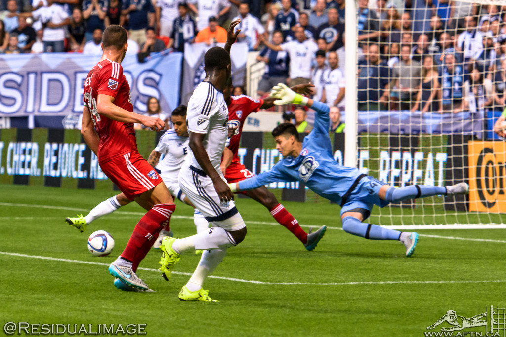 Vancouver Whitecaps v FC Dallas - The Story In Pictures - Aug 2015 (76)