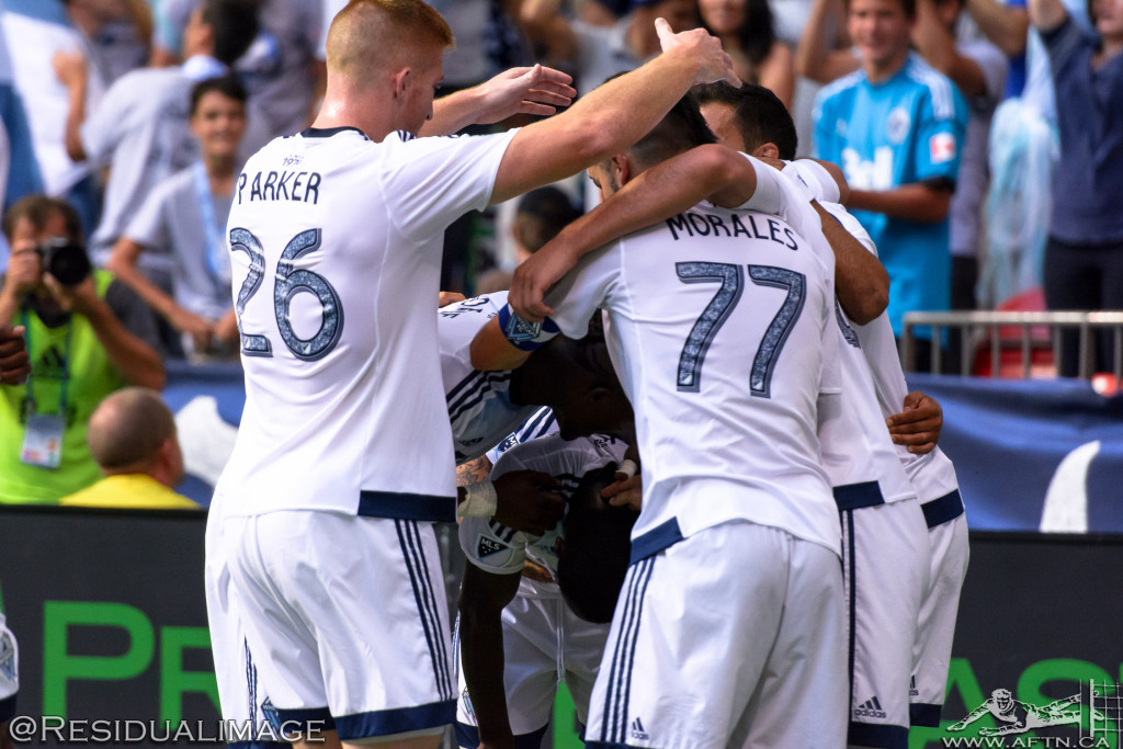 Vancouver Whitecaps v FC Dallas - The Story In Pictures - Aug 2015 (85)