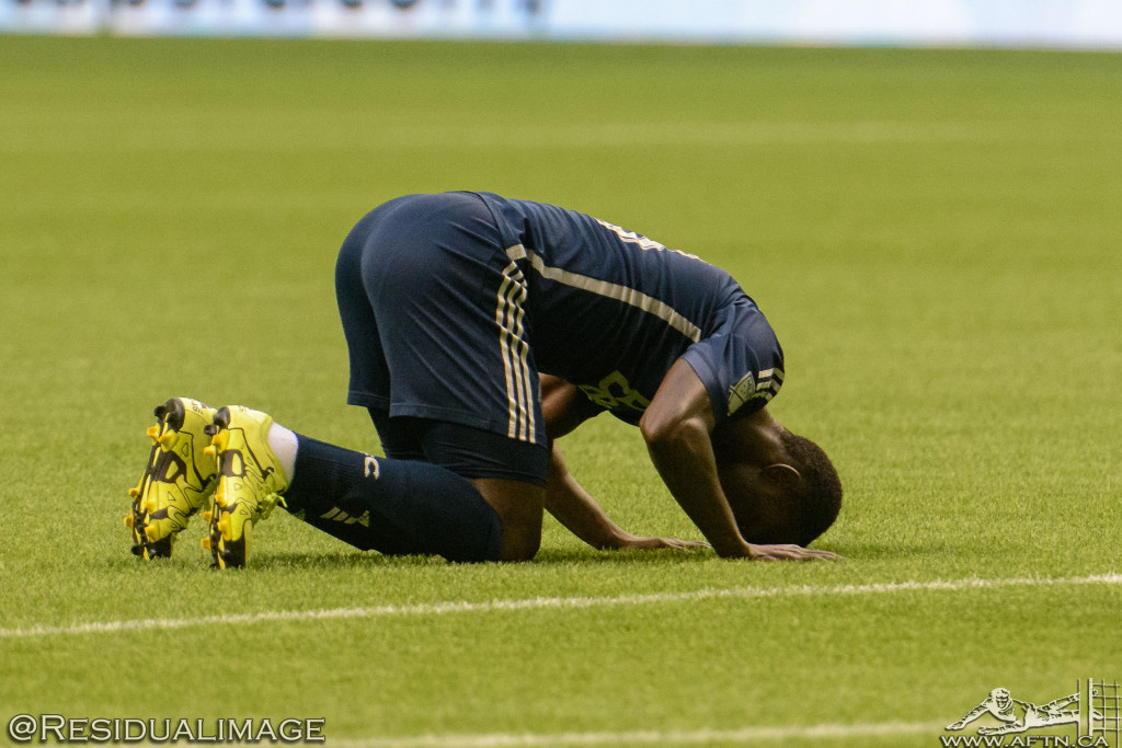 Vancouver Whitecaps v Houston Dynamo - The Story In Pictures (107)