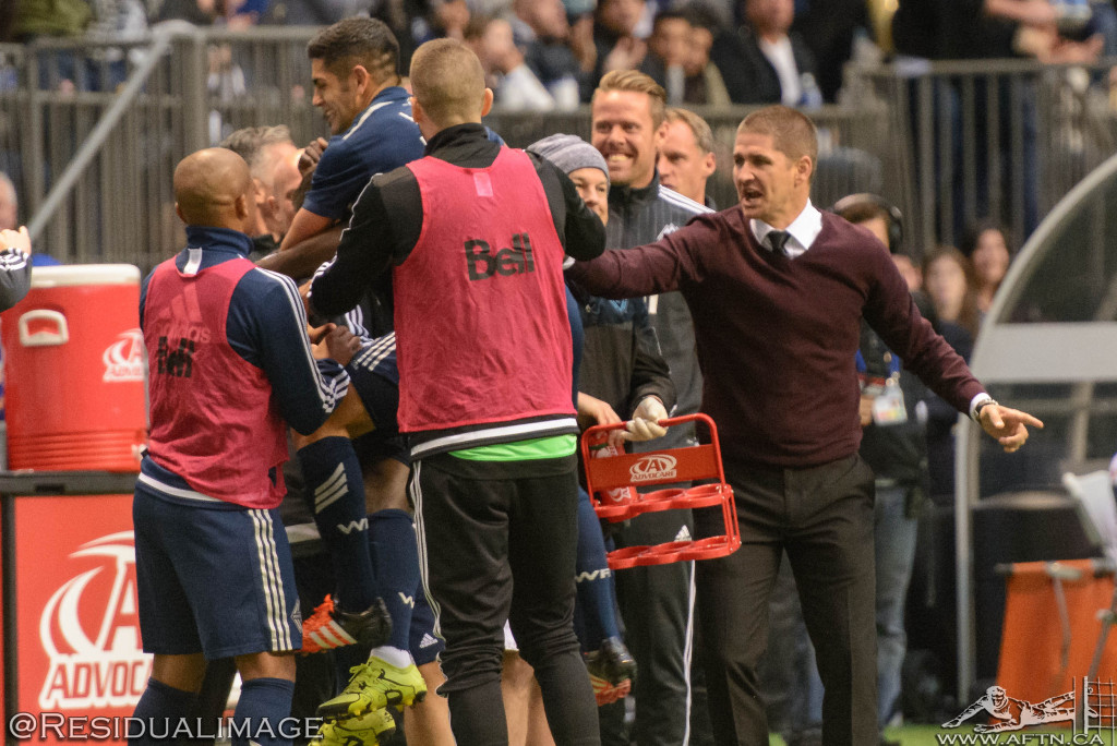Vancouver Whitecaps v Houston Dynamo - The Story In Pictures (110)
