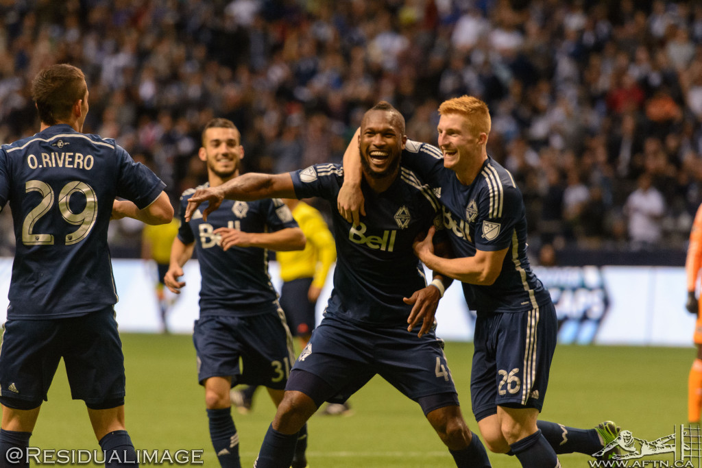 Vancouver Whitecaps v Houston Dynamo - The Story In Pictures (120)