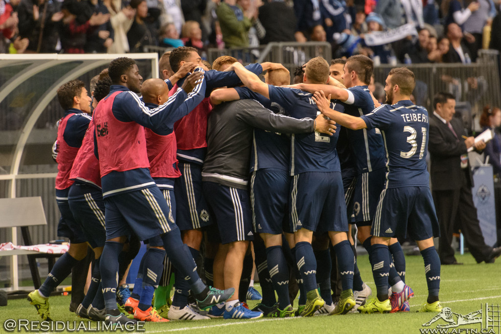 Vancouver Whitecaps v Houston Dynamo - The Story In Pictures (126)