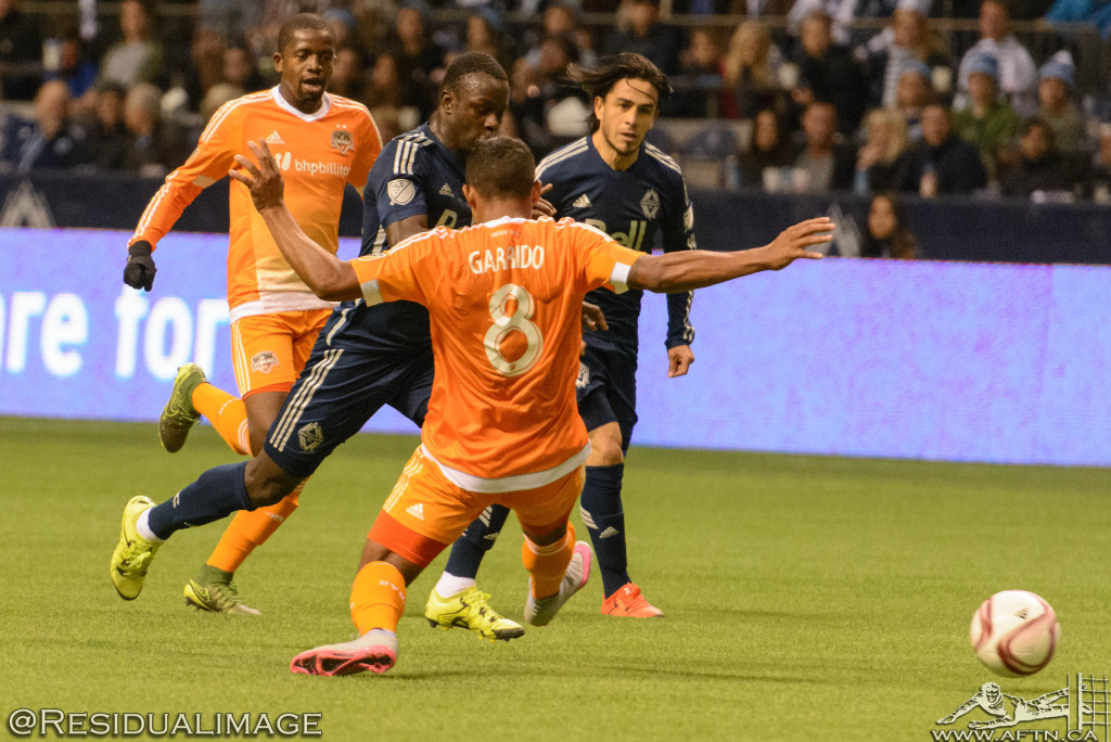 Vancouver Whitecaps v Houston Dynamo - The Story In Pictures (132)
