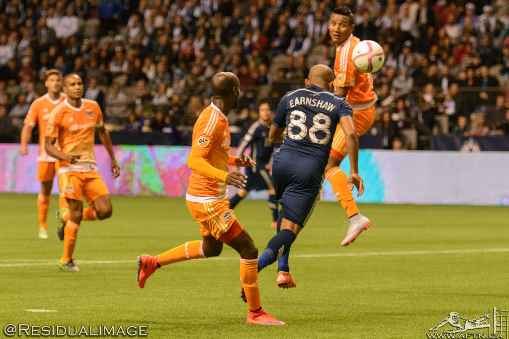 Vancouver Whitecaps v Houston Dynamo - The Story In Pictures (143)