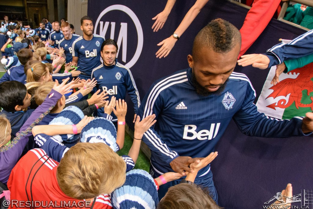 Vancouver Whitecaps v Houston Dynamo - The Story In Pictures (2)