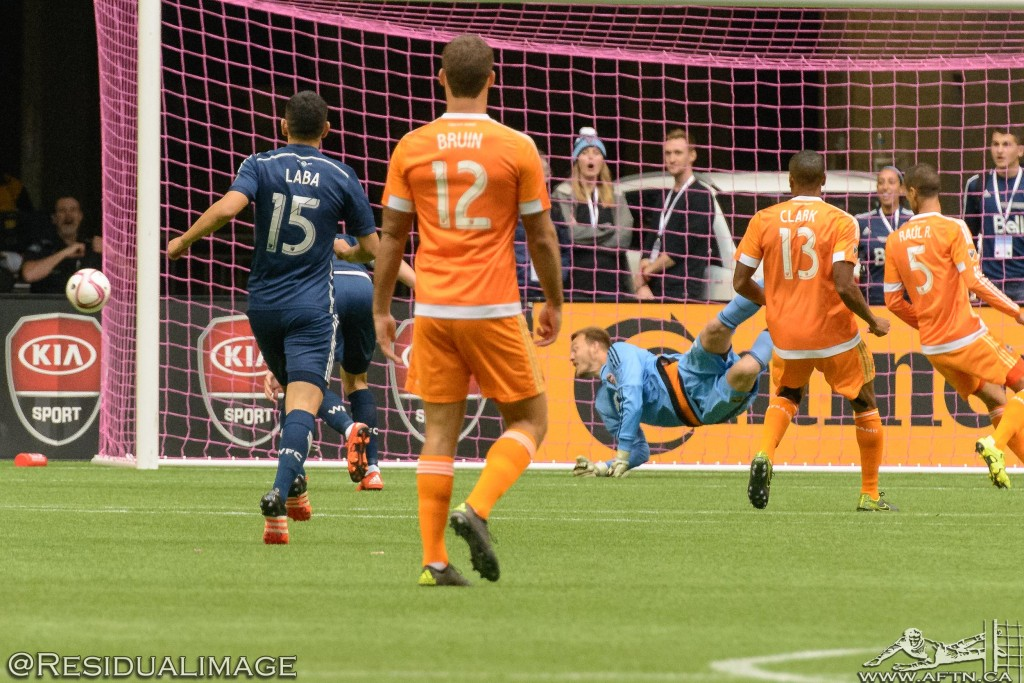 Vancouver Whitecaps v Houston Dynamo - The Story In Pictures (22)