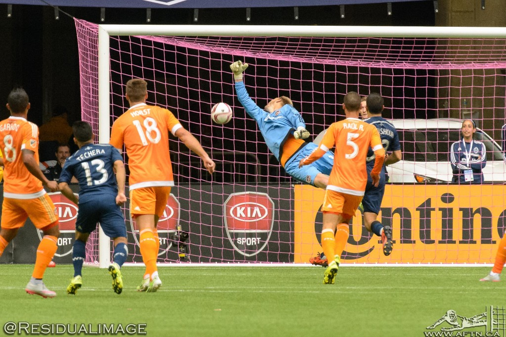 Vancouver Whitecaps v Houston Dynamo - The Story In Pictures (32)