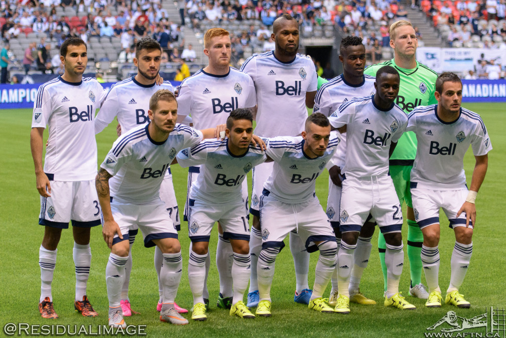 Vancouver Whitecaps v Montreal Impact - The Cup Final Story In Pictures (09b)