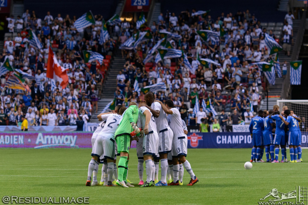 Vancouver Whitecaps v Montreal Impact - The Cup Final Story In Pictures (12)