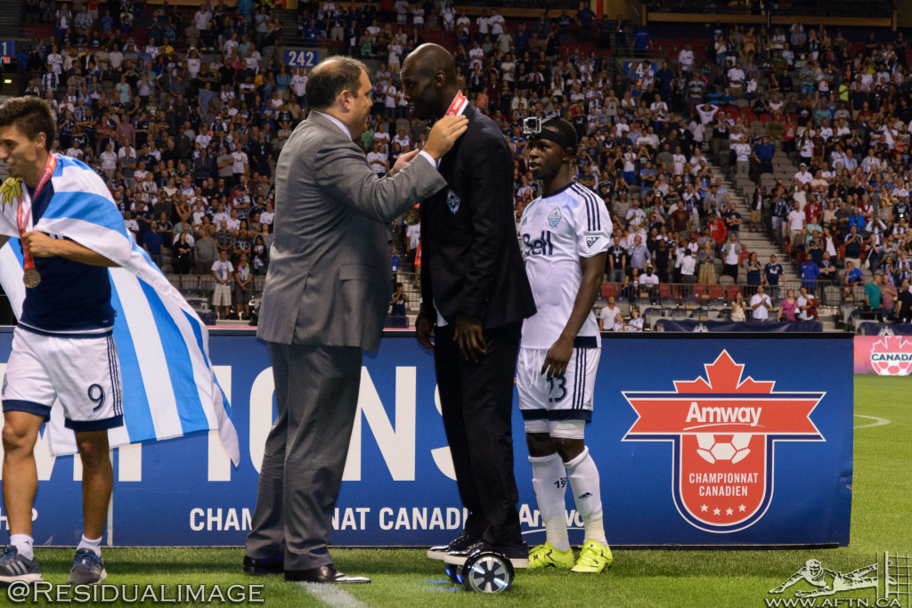 Vancouver Whitecaps v Montreal Impact - The Cup Final Story In Pictures (132)