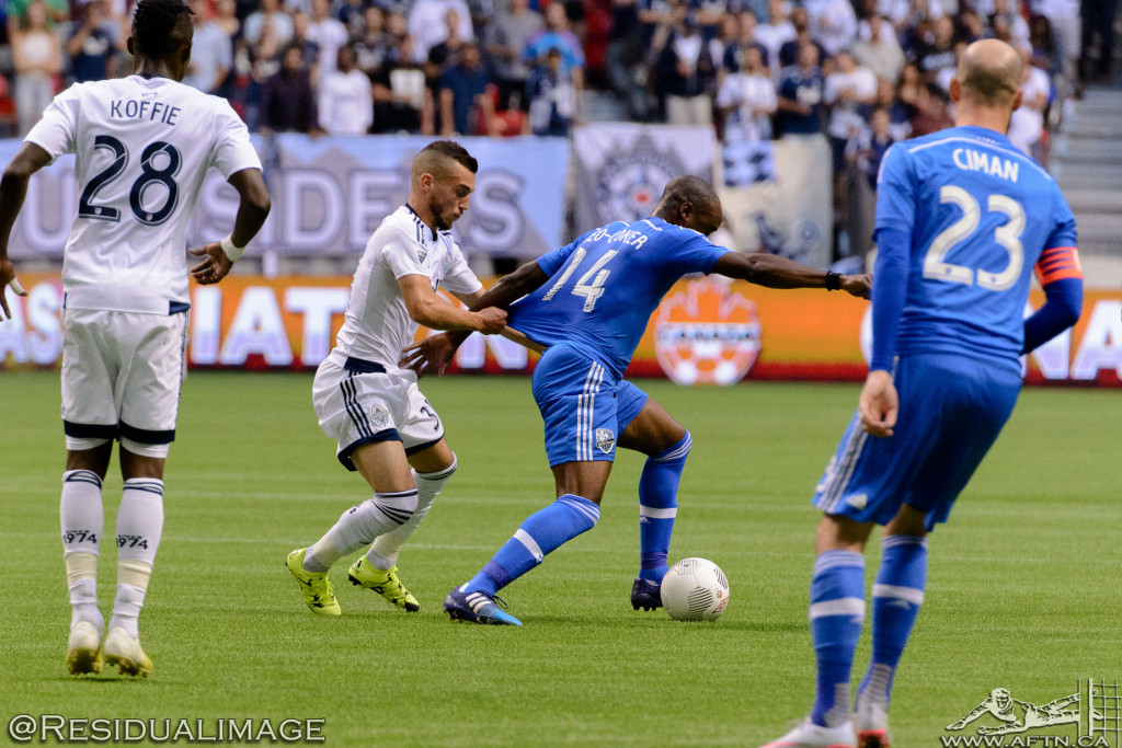 Vancouver Whitecaps v Montreal Impact - The Cup Final Story In Pictures (40)