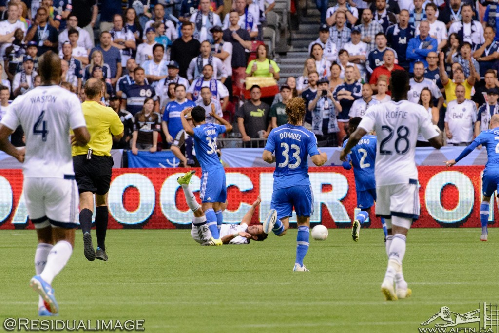 Vancouver Whitecaps v Montreal Impact - The Cup Final Story In Pictures (46)