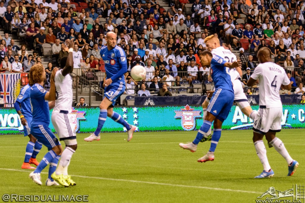 Vancouver Whitecaps v Montreal Impact - The Cup Final Story In Pictures (85)