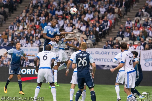 The Good, The Average and The Bad: Whitecaps Killed Upon Impact Edition
