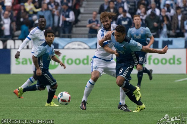 The View From 202: Misfiring midfield a key component in Vancouver's loss to Montreal