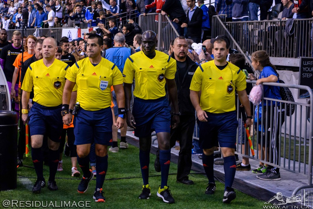 Vancouver Whitecaps v New York City FC - The Story In Pictures (11)
