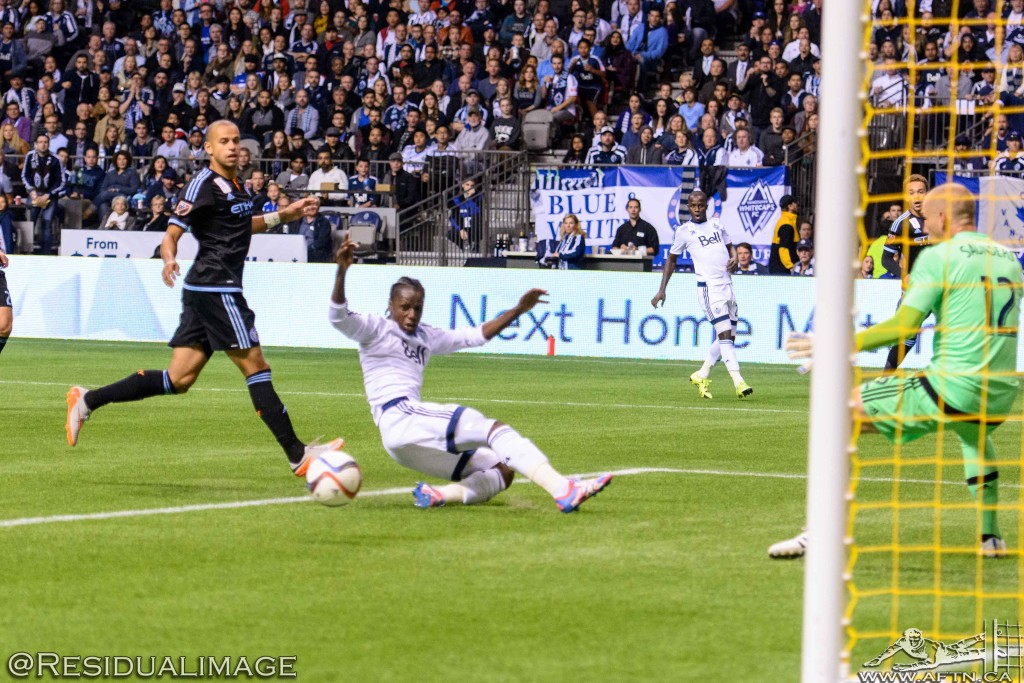 Vancouver Whitecaps v New York City FC - The Story In Pictures (111)
