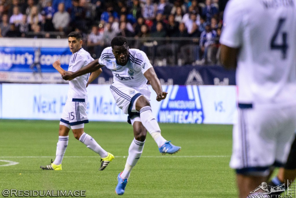 Vancouver Whitecaps v New York City FC - The Story In Pictures (148)