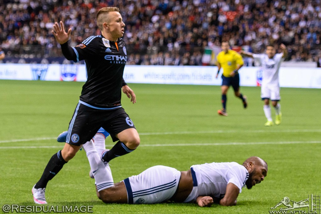 Vancouver Whitecaps v New York City FC - The Story In Pictures (150)
