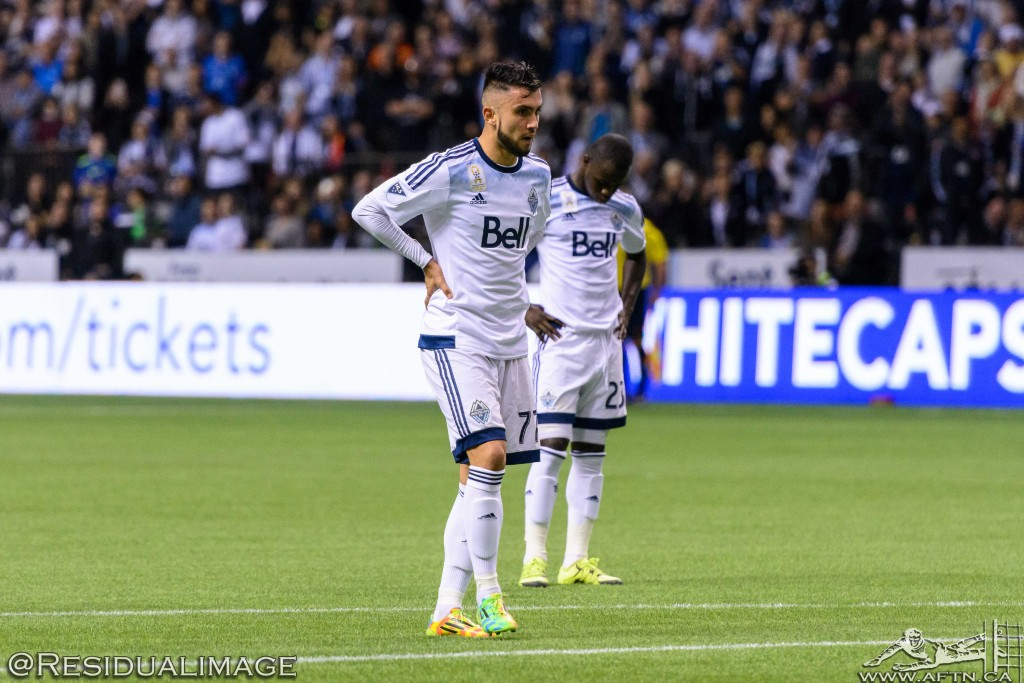 Vancouver Whitecaps v New York City FC - The Story In Pictures (152)