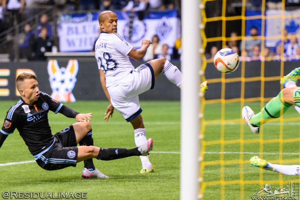 Vancouver Whitecaps v New York City FC - The Story In Pictures (160)
