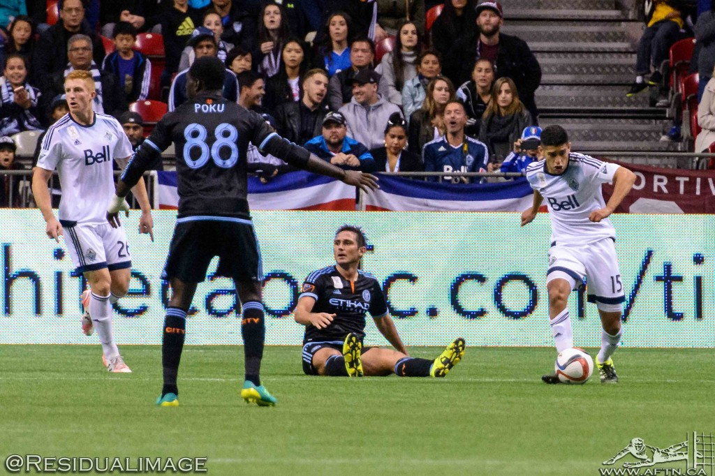 Vancouver Whitecaps v New York City FC - The Story In Pictures (169)