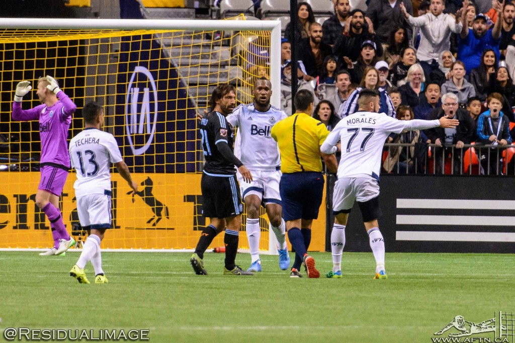 Vancouver Whitecaps v New York City FC - The Story In Pictures (170)