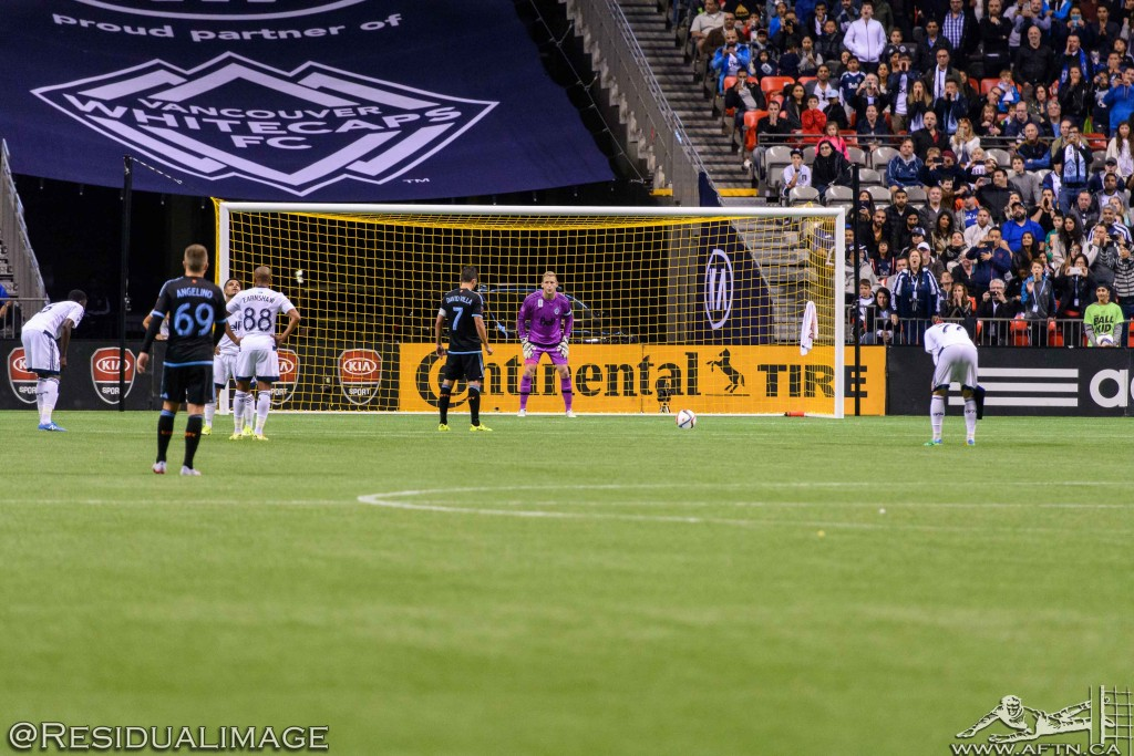 Vancouver Whitecaps v New York City FC - The Story In Pictures (172)