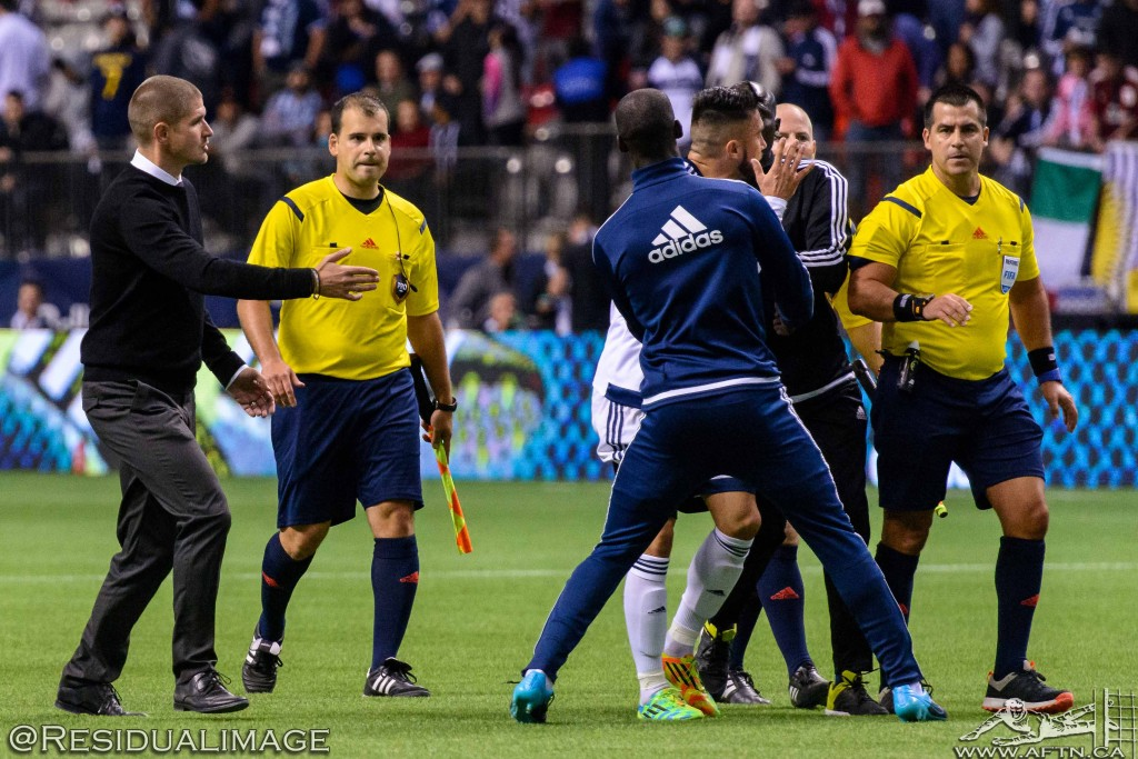 Vancouver Whitecaps v New York City FC - The Story In Pictures (176)