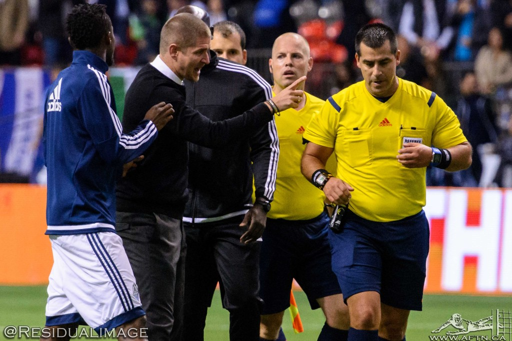 Vancouver Whitecaps v New York City FC - The Story In Pictures (181)