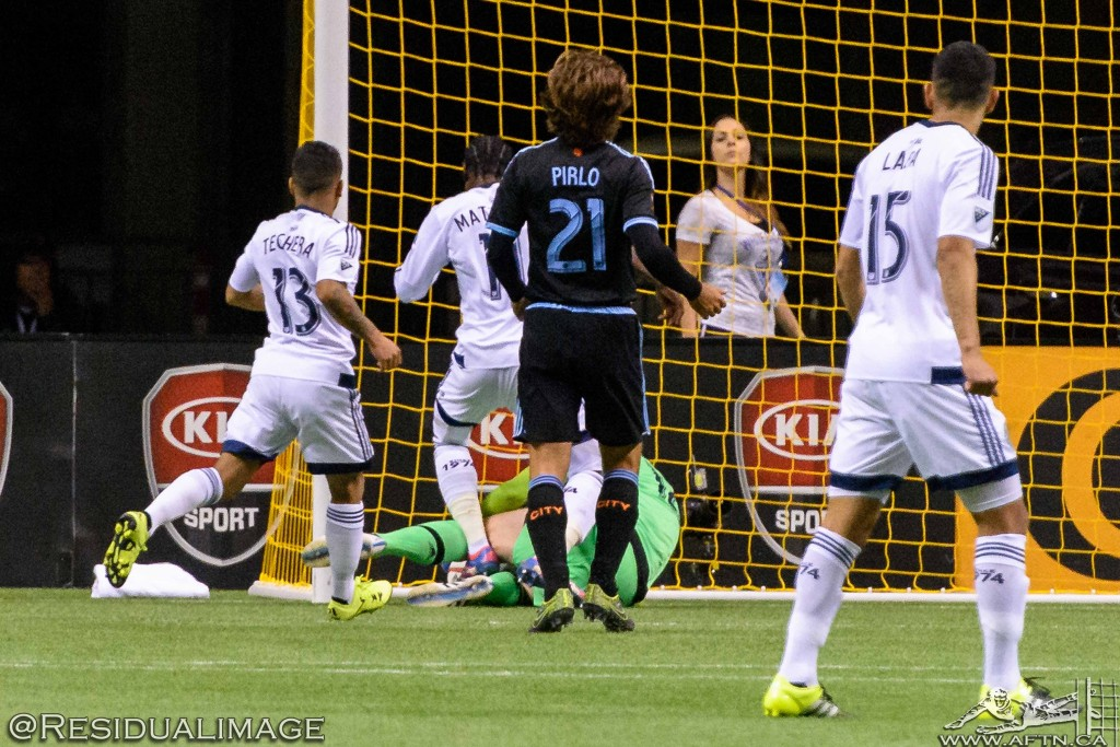 Vancouver Whitecaps v New York City FC - The Story In Pictures (45)