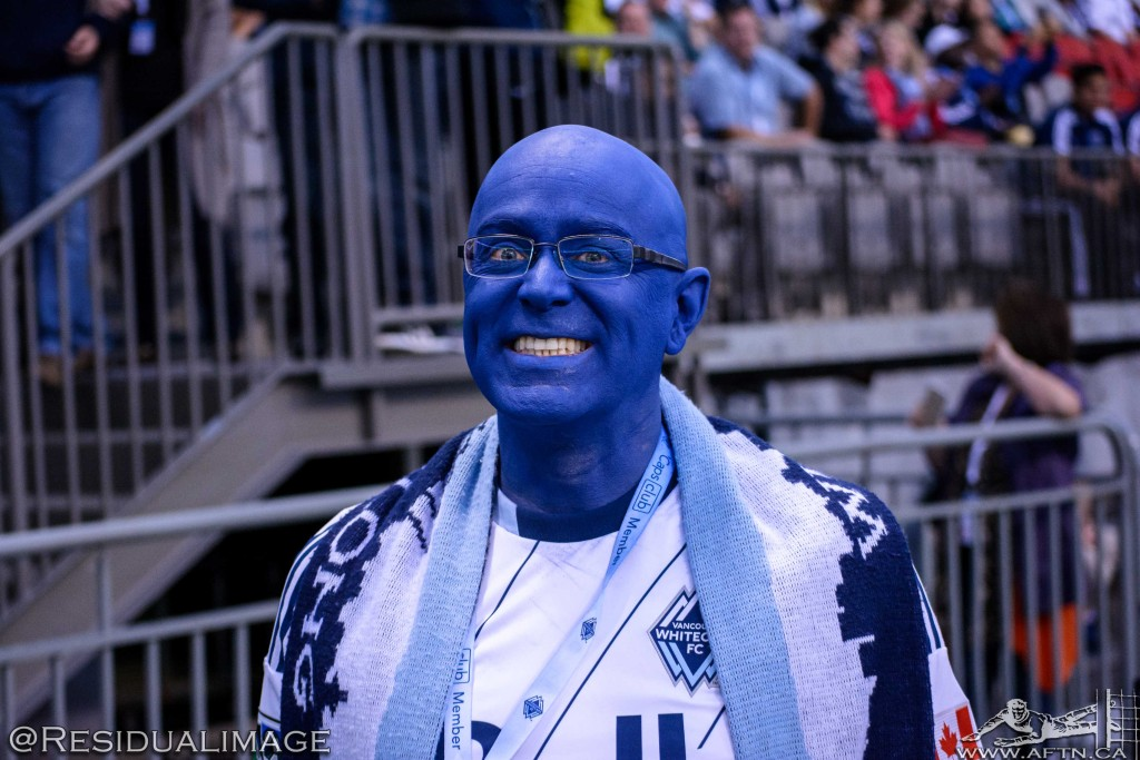 Vancouver Whitecaps v New York City FC - The Story In Pictures (5)