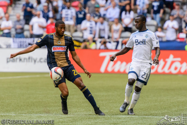 Match Preview: Vancouver Whitecaps v Philadelphia – A First Kick Frenzy