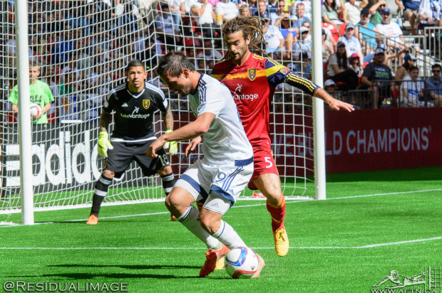 Report and Reaction: Burrito wraps up the points for RSL as Whitecaps blanked again