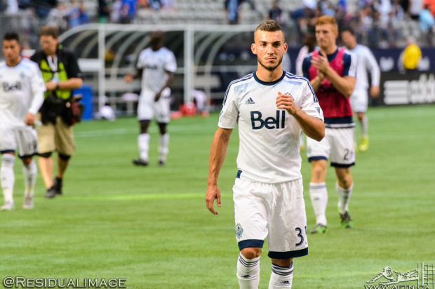 Is Russell Teibert's time up in Vancouver?