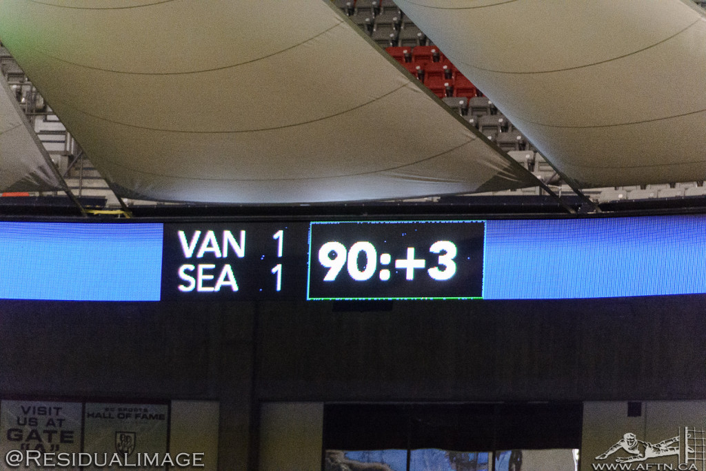 Vancouver Whitecaps v Seattle Sounders - A CCL Story In Pictures (123)