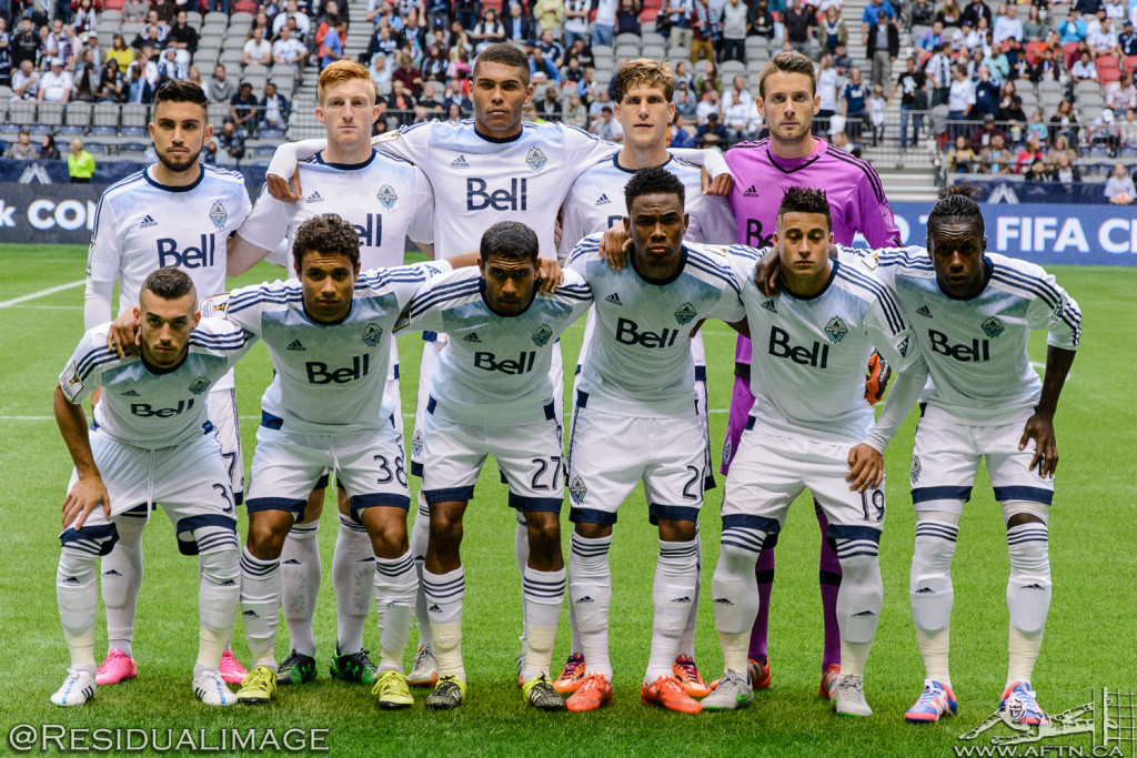 Vancouver Whitecaps v Seattle Sounders - A CCL Story In Pictures (18)