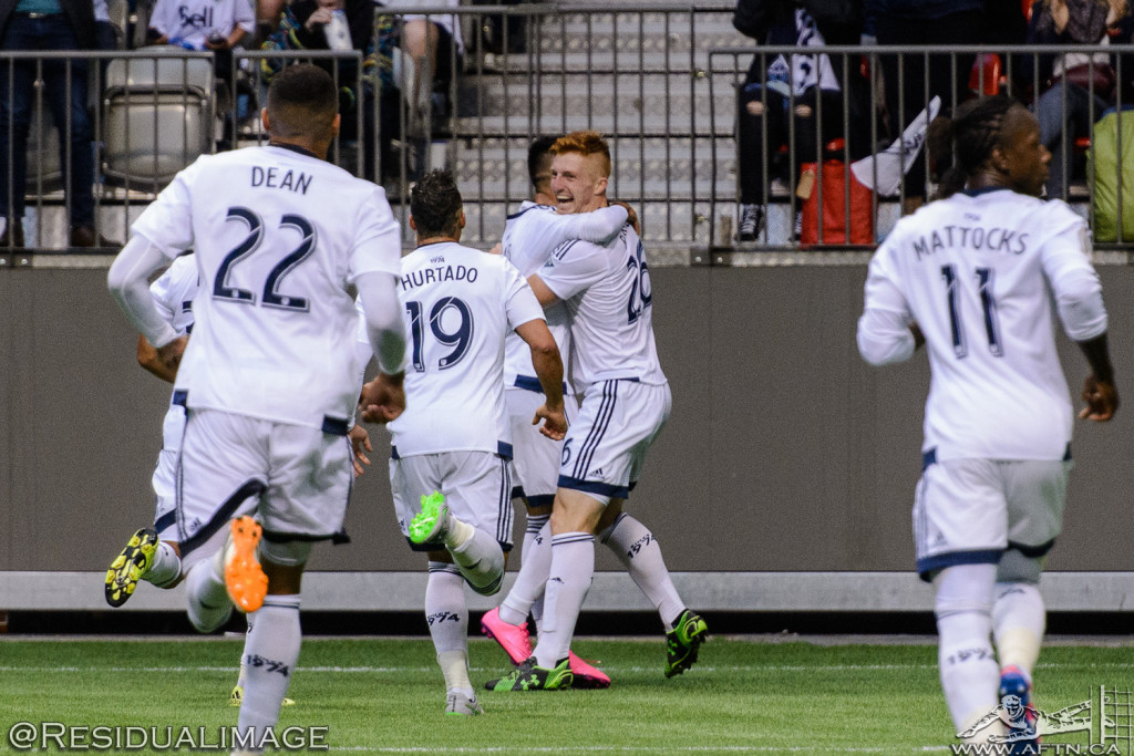 Vancouver Whitecaps v Seattle Sounders - A CCL Story In Pictures (90)