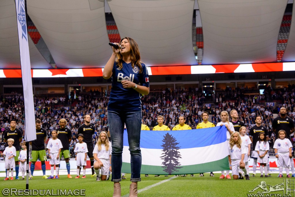 Vancouver Whitecaps v Seattle Sounders - The Story In Pictures (17)