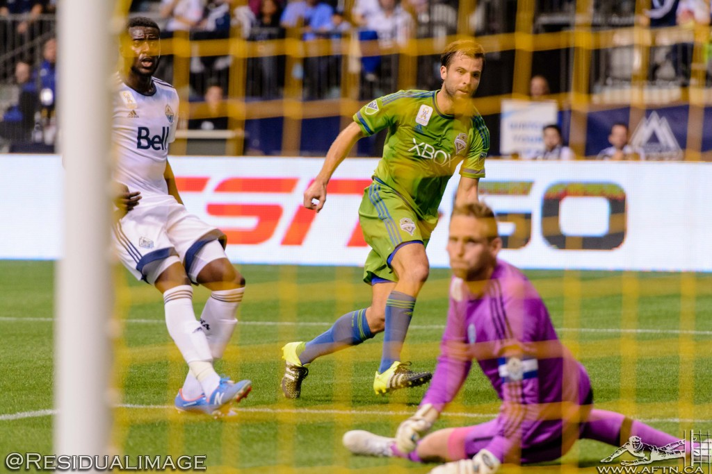 Vancouver Whitecaps v Seattle Sounders - The Story In Pictures (93)