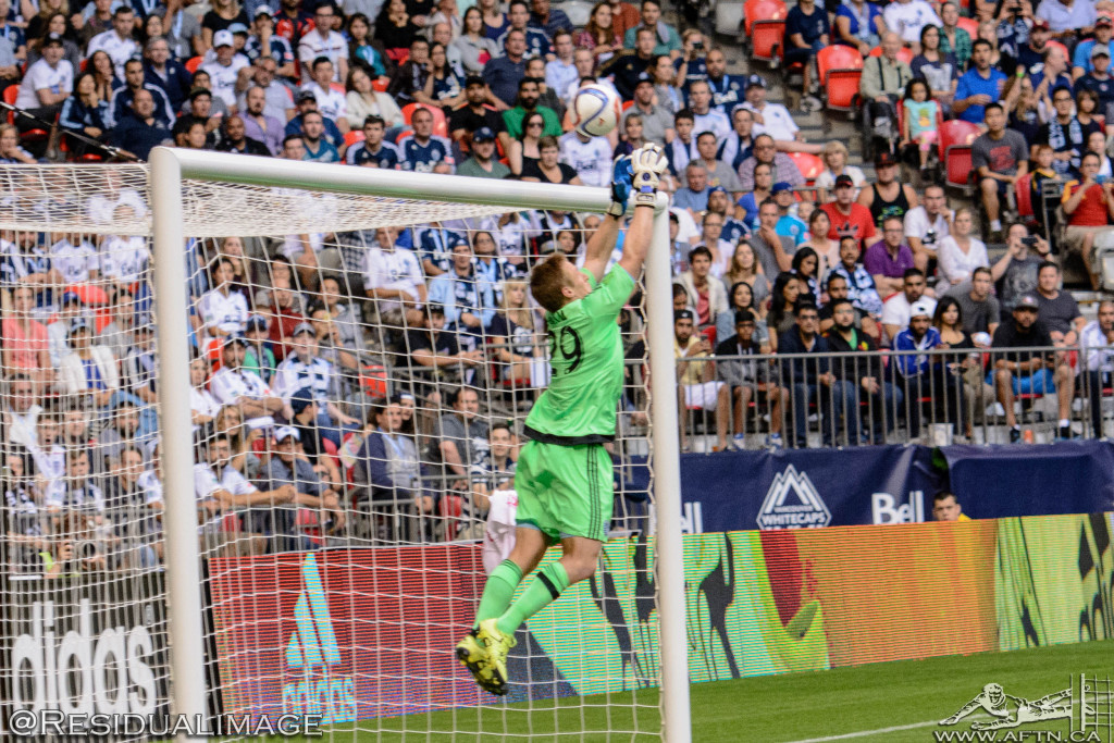 Vancouver Whitecaps v Sporting Kansas City - The Story In Pictures (133)