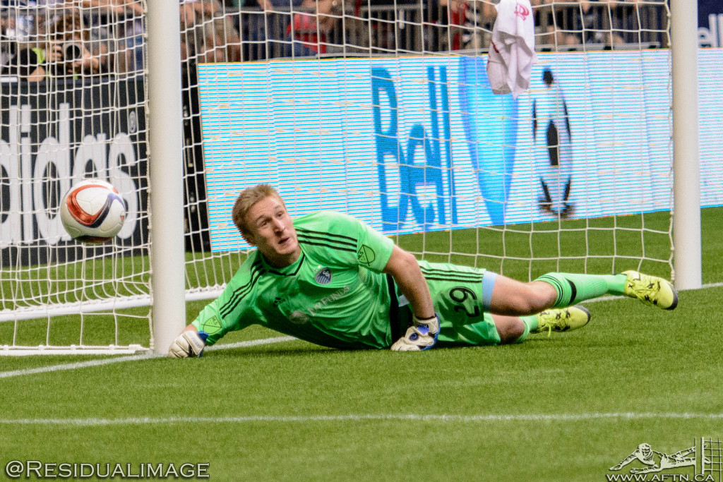 Vancouver Whitecaps v Sporting Kansas City - The Story In Pictures (155)