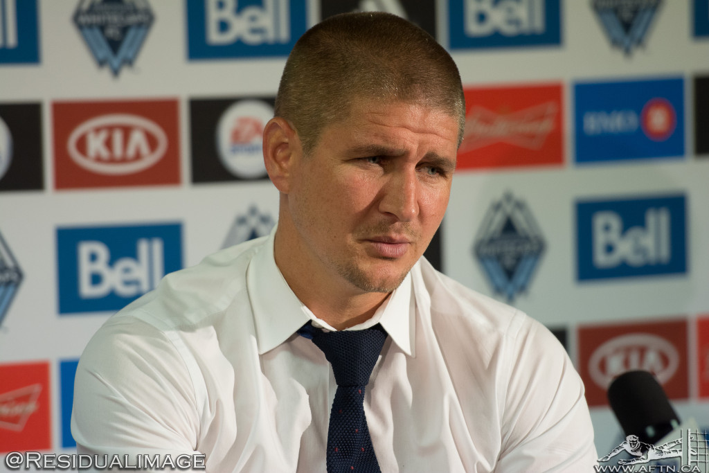 Vancouver Whitecaps v Sporting Kansas City - The Story In Pictures (169)