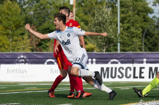 WFC2 v Arizona United – The Story In Pictures