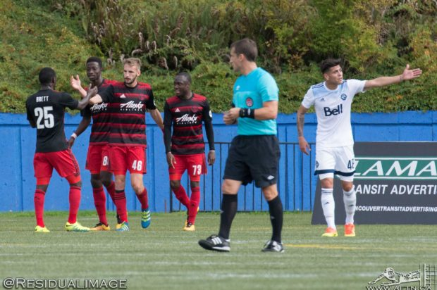 WFC2 v Portland Timbers 2 – The Post Playoff Clinching Hangover Story In Pictures
