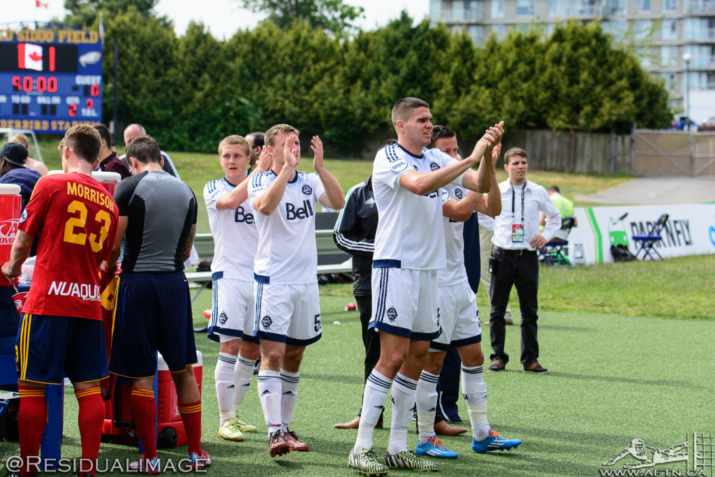 WFC2 v Arizona United - The Story In Pictures (13)