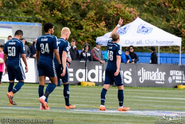 WFC2 v Austin Aztex – An End Of Season Story In Pictures